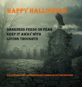 Graveyard at night. Halloween concept. Grain texture added.
